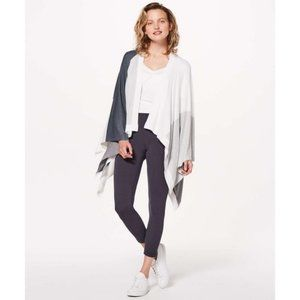 Lululemon Hatha Wrap Cardigan Shrug